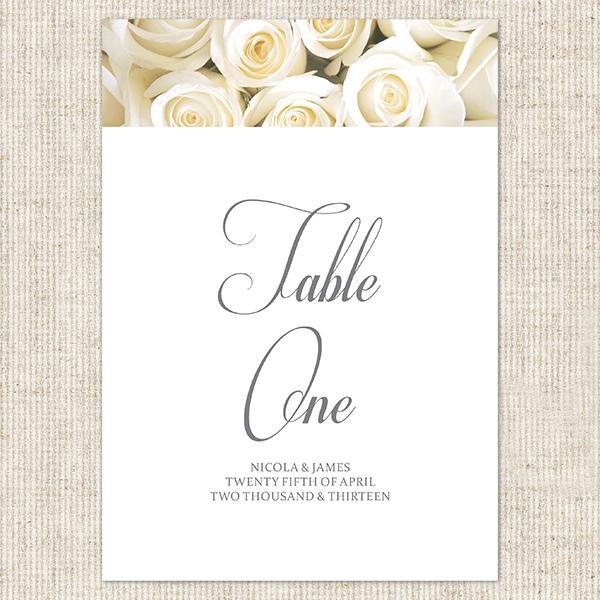 Table Name Ideas | Blogs, News & Advice