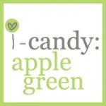 i-candy mood board: apple green