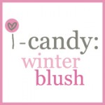 i-candy mood board: winter blush