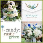 i-candy Mood Board - Rustic Green