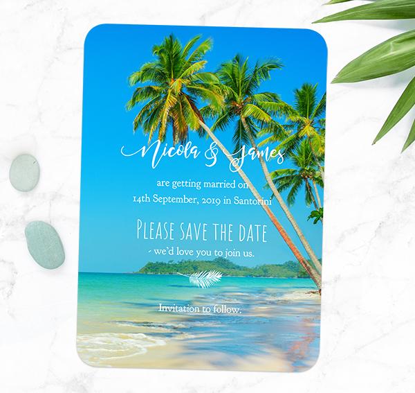 Top Tips for a Tropical Beach Wedding - Paradise Beach