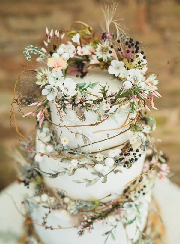 Inspiration For A Woodland Wedding Blogs News Advice