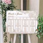 A Guide to Wedding Table Plans