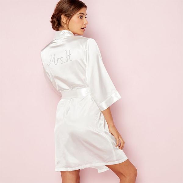 'Something New' Wedding Ideas - Debenhams Gown