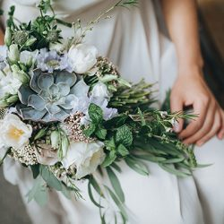'Something Blue' Wedding Ideas