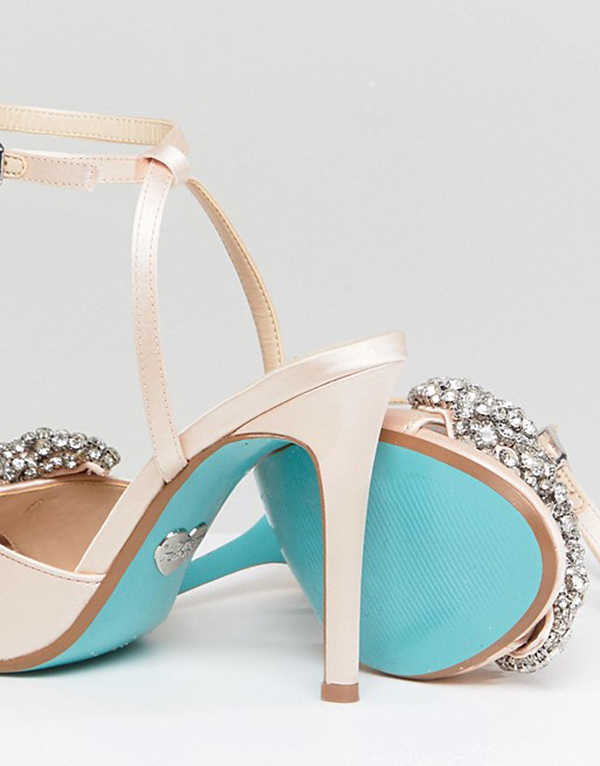 'Something Blue' Wedding Ideas - Shoes