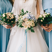 'Something Blue' Wedding Ideas