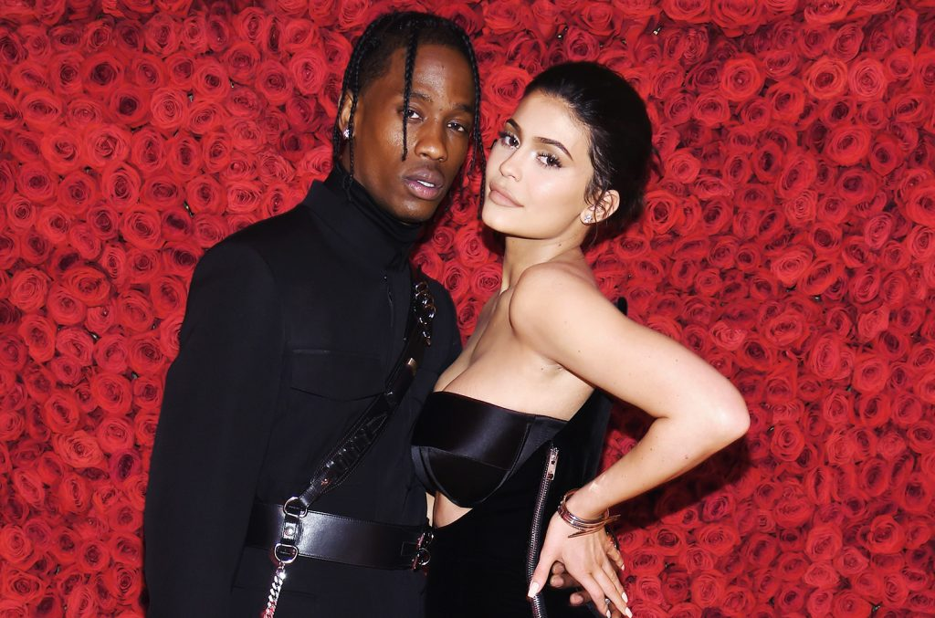 2019 Celebrity Weddings - Kylie Jenner and Travis Scott