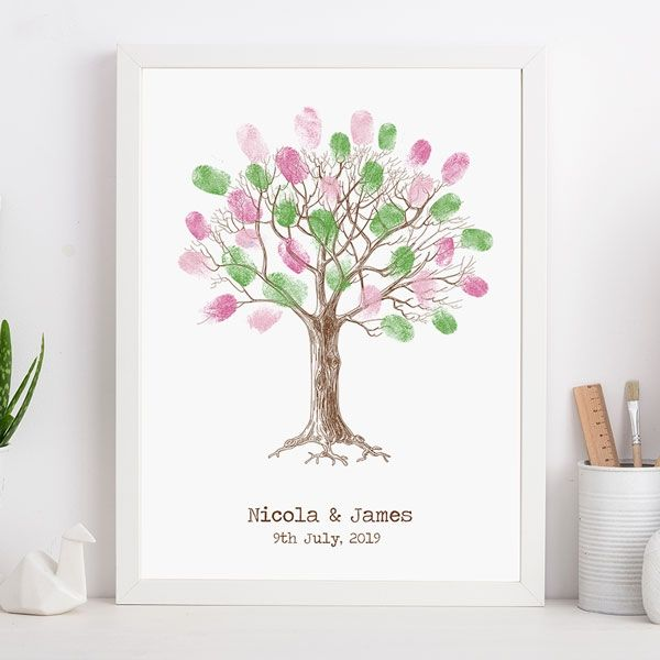 Fingerprint Tree - Wedding Stationery You Didn't Know You Needed!