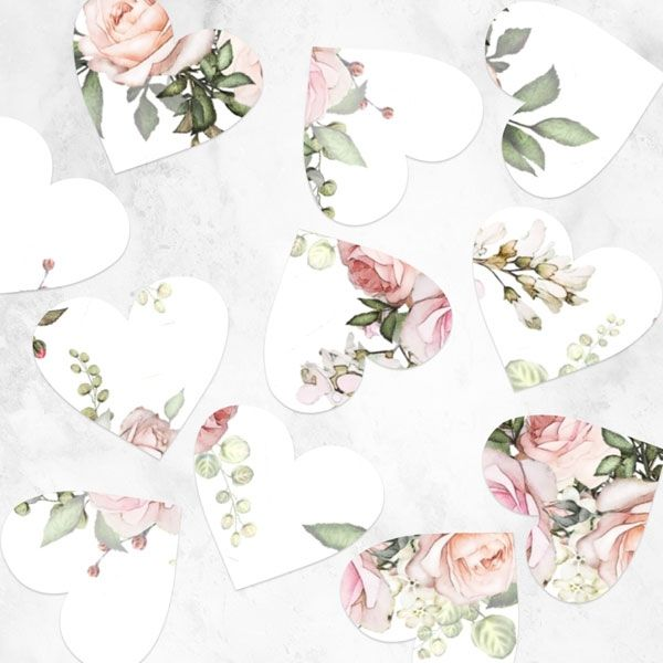 Table Confetti - Wedding Stationery You Didn't Know You Needed!
