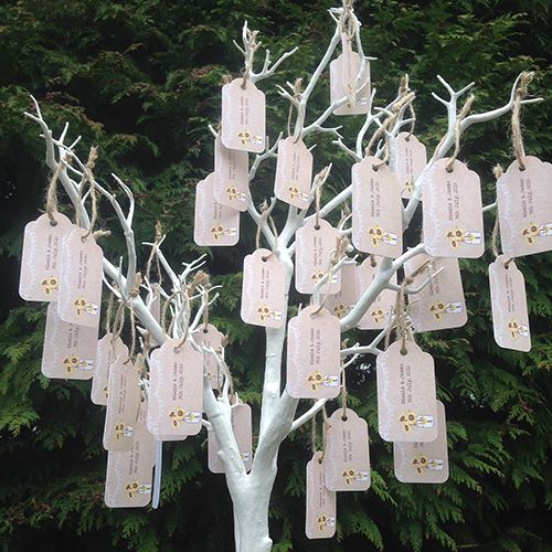 Wishing Tree - Wedding Stationery You Didn't Know You Needed!