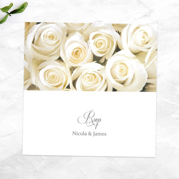 How Do I RSVP to a Wedding Invitation? - English Roses RSVP Cards