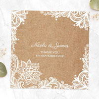 When Should You Send out Thank You Cards after a Wedding?