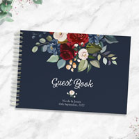 What Do You Write in a Wedding Guest Book?