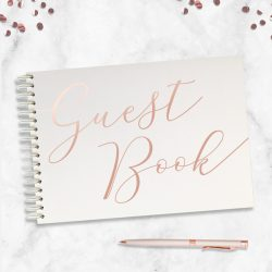 What is the Purpose of a Guest Book at Your Wedding?