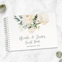 How Do You Make a Wedding Guest Book?
