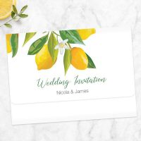 New Wedding Invitations at Tree of Hearts!