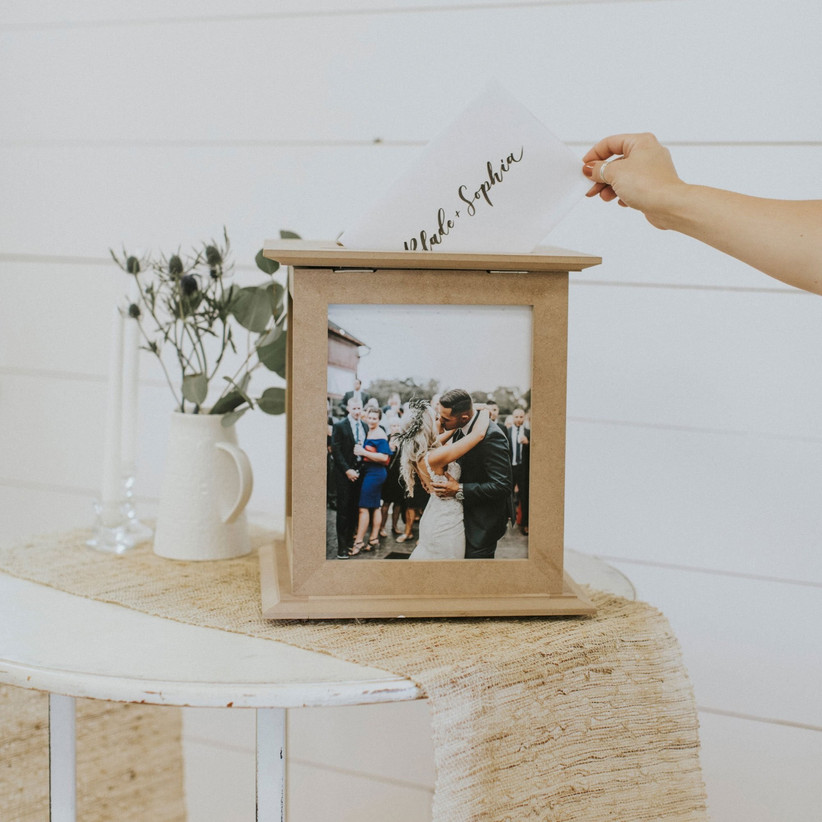 Wedding Postbox Ideas - The Perfect Card Box