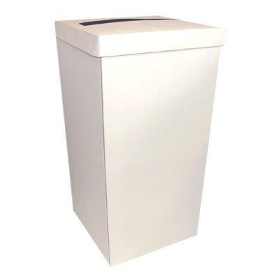 Wedding Postbox Ideas - Wedding Post Box - White