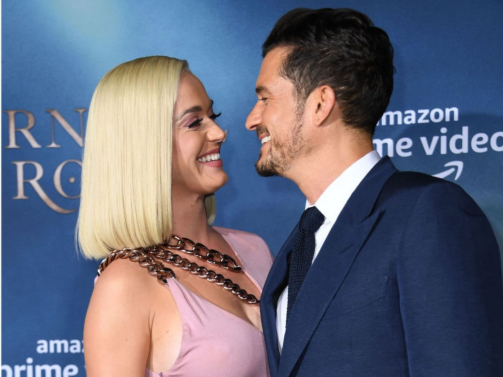 2021 Celebrity Engagements - Getty Images / Valerie Macon